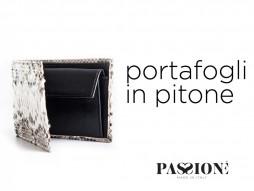 Portafogli Pitone